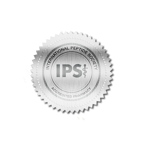 Accredited by the International Peptide Society