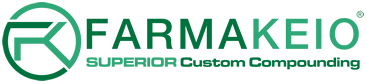FarmaKeio SUPERIOR Custom Compounding Logo